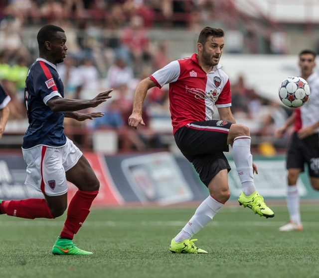 NASL: Ottawa Fury FC at Indy Eleven